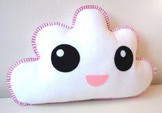 Cushion Size Dreamy Cloud, cloud pillow, nursery decor, cute gift!