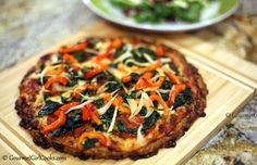 Gourmet Girl Cooks: Saturday Night's Pajama Pizza Party - Grain Free Pizza