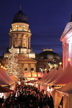 Berlin Christmas Market by Viking River Cruises: We would love to take the Christmas Cruise with Viking in 2014! Read to have a travel Christmas!