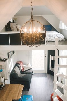 Esk'et Tiny House | Tiny House Swoon