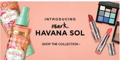 You still have a little time to catch this before it ends. Limited time only get mark. Havana Sol Collection online at www.youravon.com/my1724 or by clicking on the pin, #bloggers #products #onlinedeals