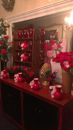 Valentine's Day is just a few days away and our vases are waiting to be filled with flowers for YOUR special someone! americasflorist.com