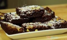 These 3-ingredient Nutella brownies are so yummy and you can whip up a batch in less than 30 minutes. These brownies have a wonderful warm, rich velvety chocolate taste. Check out the video below to see how easy they are to make: Ingredients: - 1/2 Cup...