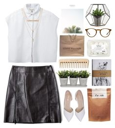 """""""Plant"""" by akp123 ❤ liked on Polyvore featuring rag & bone, 3.1 Phillip Lim, Paul Frank, Torre & Tagus, The Body Shop, Free Press, Louis Vuitton and Oliver Peoples"""