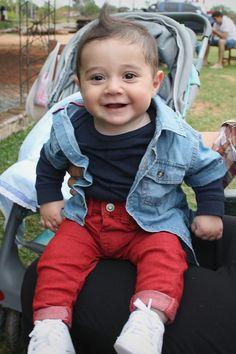 #fashion #baby #model #smile #cute
