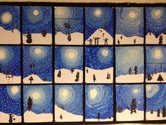 Group 4 Winter Wonderland in 3 lessons Lesson 1 Background starts with Life Ideas : Group 4 Winter Wonderland in 3 lessons Lesson 1 Background starts with Life Ideas, background Group Ideas lesson lessons life starts Winter WinterCrafts wintercraftstos Winter Art Projects, Winter Project, Winter Crafts For Kids, Winter Ideas, Winter Activities, Art Activities, Painting For Kids, Art For Kids, Art Lessons Elementary