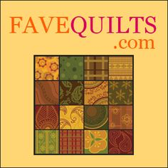 Four Color Apple Core Throw | FaveQuilts.com