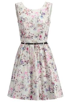 Sukienka letnia - off white