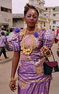 Ivorian women at the abissa festival