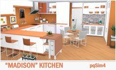 """Kitchen """"Madison"""" - created by pqSim4"""