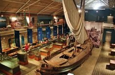 http://guias-viajar.com/ Museo de Pesca en Palamós en el Bajo Ampurdán en la Costa Brava