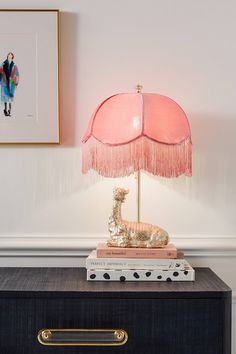 Lars the Llama Table Lamp by Anthropologie in Gold Lighting Eclectic Lamps, Chandelier Design, Chandeliers, Pink Room, Home Decor Accessories, My Room, Decoration, Home Interior Design, Interior Inspiration
