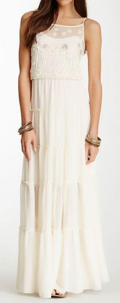 Stardust Maxi Dress ♥