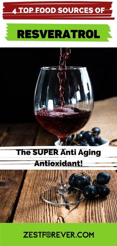 Looking for a fantastic 100% natural anti aging tip? Then check out these 4 amazing foods that contain the most powerful anti aging antioxidant resveratrol. Eat these on a regular basis, along…