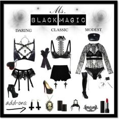 A fashion look from October 2015 featuring lace bodysuit lingerie, cotton shorts and harness lingerie. Browse and shop related looks. Boudoir Photos, Boudoir Photographer, Kat Von D, Long Sleeve Bodysuit, Black Magic, Portrait, Lingerie, Photography Poses, What To Wear
