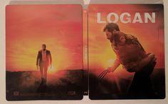 Logan Steelbook Filmarena Ring Der O, O Ring, Logan, Black Rings, Black And White, Pets, Movies, Movie Posters, Movie