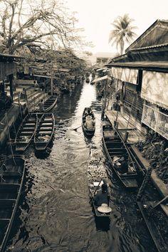 Floating Market by Mario Moreno on 500px,The Damnoen Saduak Floating MarketBangkok,Thailand