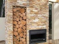 1000 Images About Stacked Stone Cladding Stone Wall On