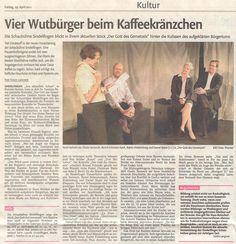 Kreiszeitung Böblinger Bote vom 29. April 2011