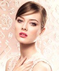 good spring/summer bride makeup