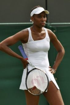 Wimbledon 2012 V. Williams