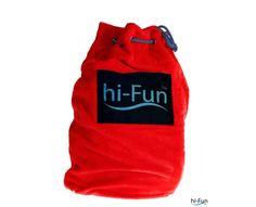Hi-Fun Hrající osuška hi-Sun red AD10679