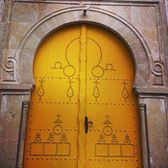 Tunisia golden door