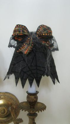Halloween Chandelier Shade by SCBORIGINALS on Etsy, $32.00 ...