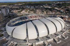 Arena das Dunas in Natal, Rio Grande do Norte | World Cup Stadiums
