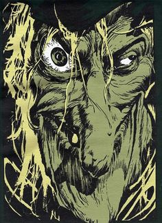 Horror Comic Book News - Comic Monsters - The 13 Most Ghastly Horror Comic Artists - Part 2