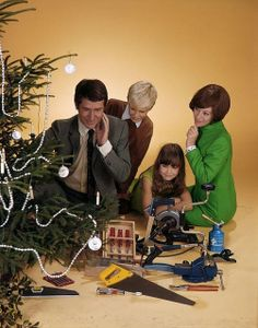 1960s Christmas - tools for all the family?