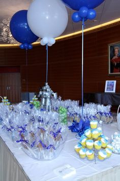 Blue and White Event @Lynn University!