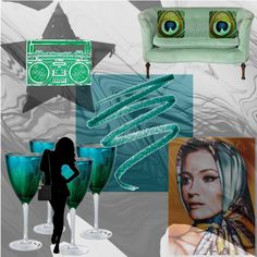 Designer Clothes, Shoes & Bags for Women Boombox, Peacock, Folk Art, Creativity, Arts And Crafts, Digital, Create, Colors, Polyvore