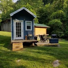Country Meets City Tiny House on Wheels