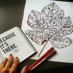 ZepArt/no.164/leaf/200516 #artoftheday #artwork #artlove #yogalove  #yoga #watercolor #zentangle #myart #blackpen  #paper #pen #doodle #doodling #zendoodle #doodleart #drawing #sketching #artdoodle #pencilart #zenart  #inkdrawing #drawing #draw #pendrawing #artistic #tangles #sketch #instadraw  #illustration #sketchbook #ink by zepart_atelier