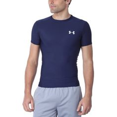 Under Armour Style Heat Gear Short Sleeve Full T-Shirt Mens ** See this great product. (This is an affiliate link) #TeamSports