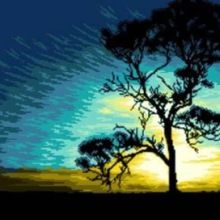 Gallery.ru / Все альбомы пользователя kazemira Cross Tree, Just Beauty, Australia, Golf Courses, Northern Lights, Flora, Cross Stitch, Waves, Painting