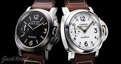 PANERAI  Luminor 8Days Set Blackseal & Daylight / Ref.PAM00785