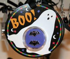 Halloween ornament earring Bat