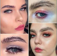 Are feather brows the latest Insta-trend?
