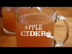 Homemade Apple Cider | Thirsty For... - YouTube