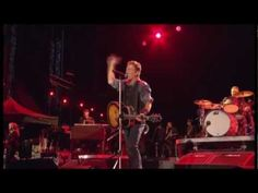 ▶ Bruce Springsteen - London TV Special 2012 - YouTube