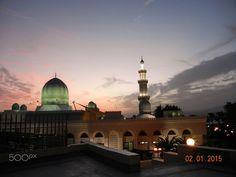 Aqaba Mosque by Marina Vasiljevic on 500px