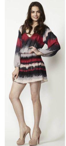 Parker Pintuck Dress - Dresses - Estilo