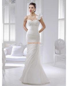 RONALD JOYCE Aparte Exklusive Brautkleider aus Organza