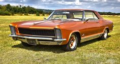 Buick Riviear Gran Sport  Coupe 1965 for sale