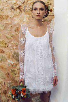 Vestido globo : CHARO RUIZ IBIZA. Moda adlib de Ibiza y vestidos de novia bohemios.