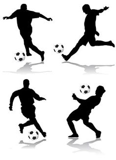Soccer Ball Misses The Extraordinary Character Chest Austin, Character Clipart, Soccer Silhouette Shooting, Extraordinary Silhouette PNG Transparent C : Soccer Birthday Cakes, Soccer Cake, Football Birthday, Football Football, Soccer Banquet, Soccer Theme, Soccer Party, Soccer Silhouette, Silhouette Vector