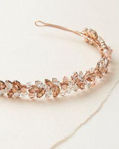 Cute Jewelry, Hair Jewelry, Wedding Jewelry, Beaded Jewelry, Fashion Jewelry, Gold Wedding, Wedding Bride, Ideas Joyería, Accesorios Casual