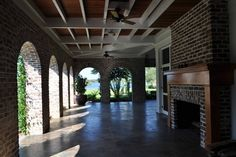 Traditional Exterior Front Porch Southern Design, Pictures, Remodel, Decor and Ideas - page 3